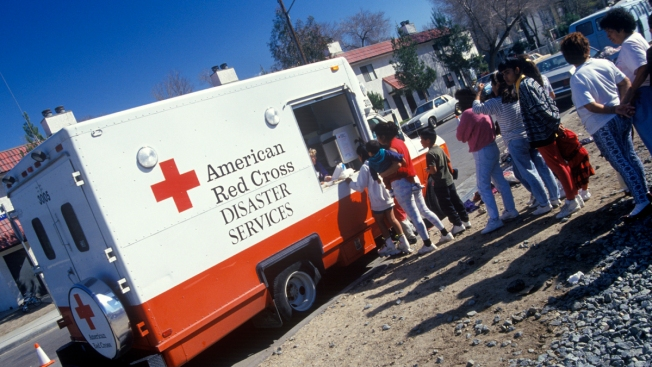 Red Cross Opening Disaster Warehouse in Arlington