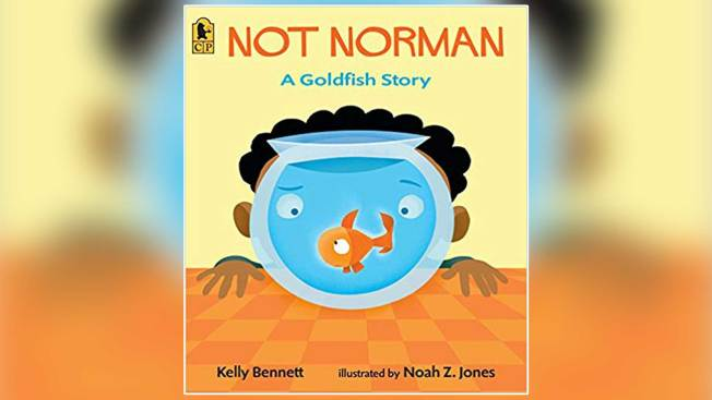 NBC 5's Reading With You Book of the Week: 'Not Norman'