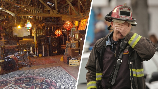 People 'Dying Right in Front of Me': Oakland Warehouse Fire Survivor
