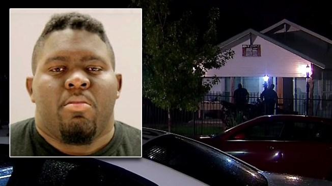 Police Search for Man Suspected in Dallas Home Invasion
