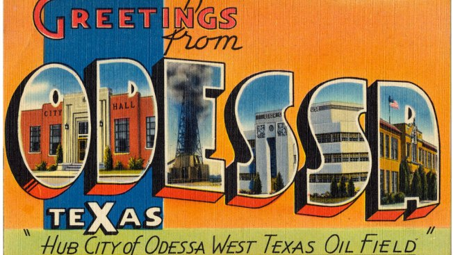 Energy Boom Spurs Growth in Texas, Areas West of the