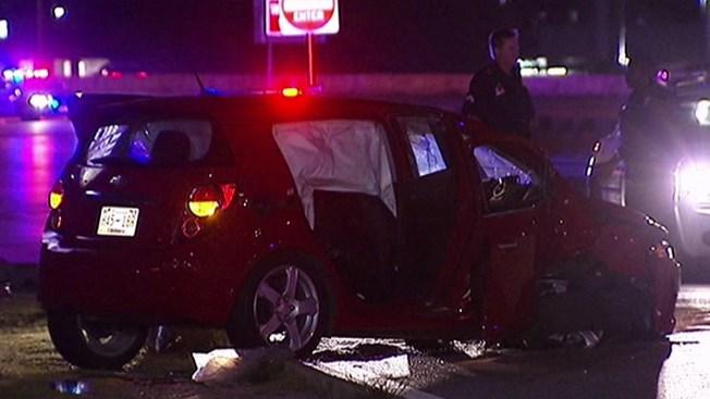 Man Shot After Running Over Dallas Officer Dies