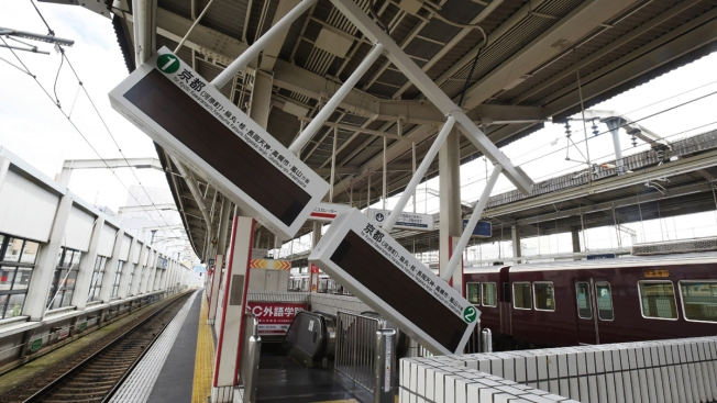 4 Dead, Hundreds Injured by Quake in Osaka in Western Japan