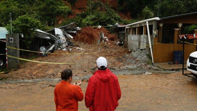 Unusually Late Hurricane Otto Takes Aim at Central America