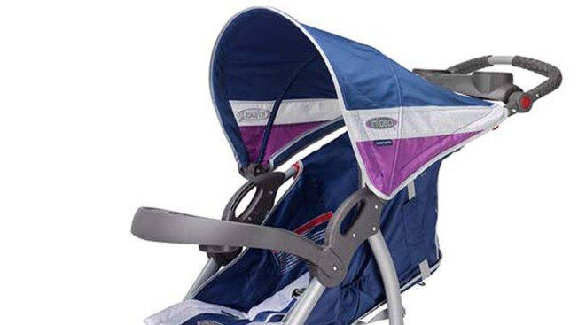 Pacific Cycle Recalls More Than 217K Jogging Strollers
