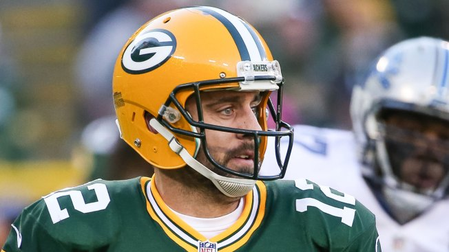 Aaron Rodgers Condemns 'Prejudicial' Comment During Moment of Silence