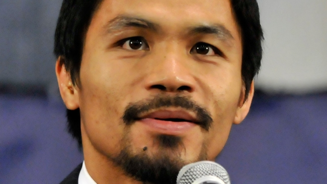 Pacquiao Plans to Return to the Ring Nov. 5