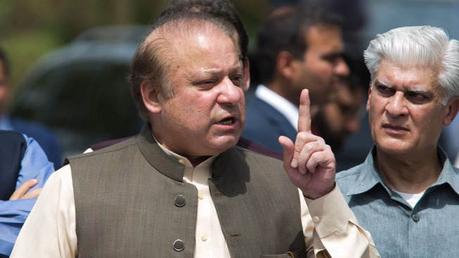 Disqualified by Court, Pakistan's Prime Minister Steps Down