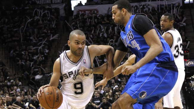 Spurs' Tony Parker Welcomes 1st Child Before Game