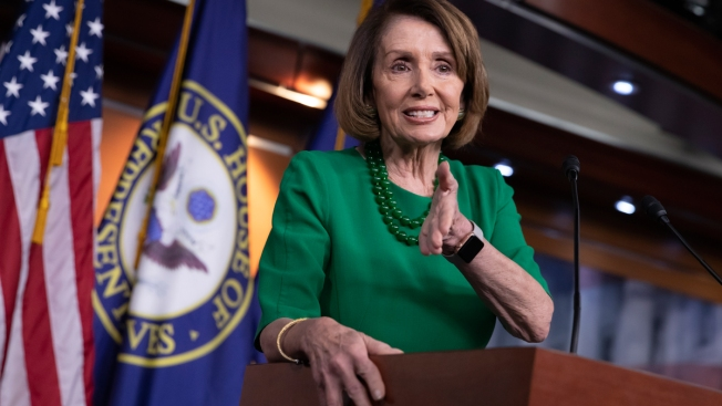 Pelosi Rejects Funding Wall to Protect Young Immigrants