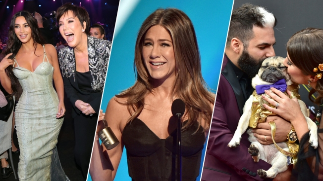 [NATL] Top Moments From the People's Choice Awards 2019 in Pictures