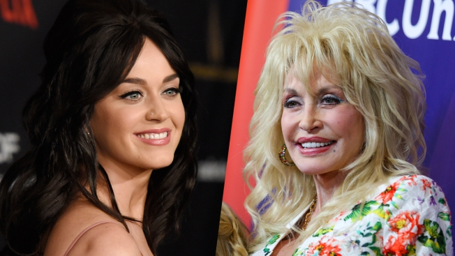 Dolly Parton, Katy Perry to Duet at ACM Awards