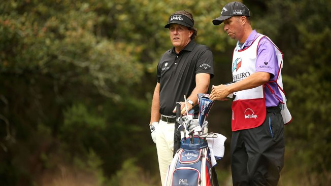 Phil Mickelson Shoots 77 in Texas Open