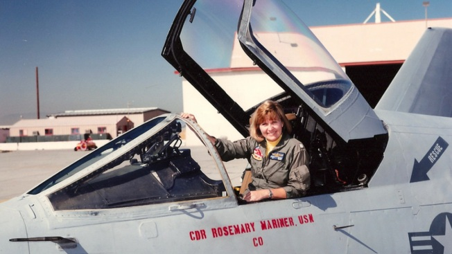 'A Badass Pilot': Capt. Rosemary Mariner, First Woman to Fly a Tactical Fighter Jet, Dies