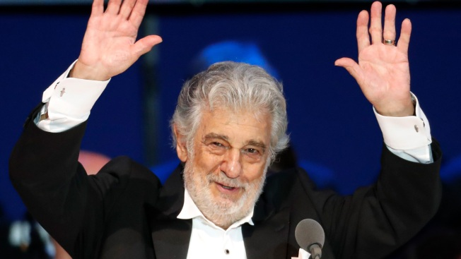 For Opera Legend Placido Domingo, the Show Goes on in Europe