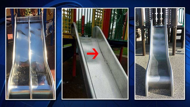 Playworld Recalls 1,300 Playground Slides Because of Cutting Hazard