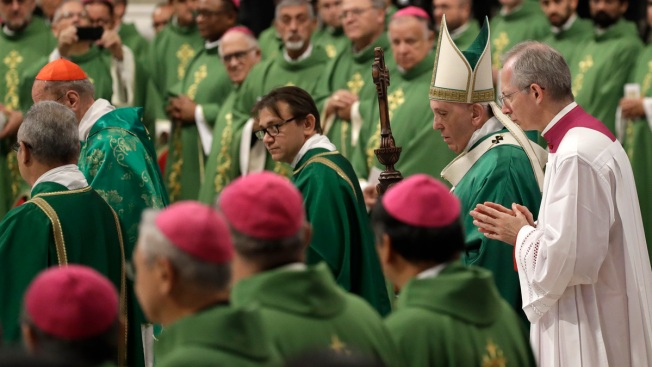 After Bishops Call for Married Priests, Pope Urges New Ways