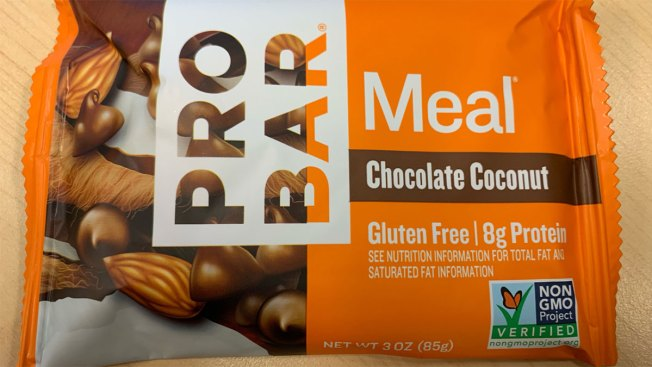 PROBAR Meal Bars Recalled Due to Milk, Soy Allergy