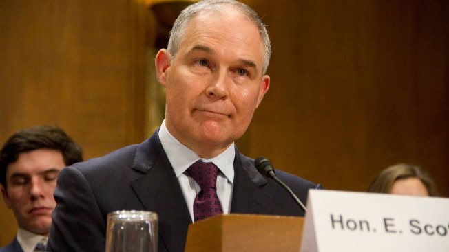 EPA Nominee Pruitt Must Provide Records of Meetings: Judge