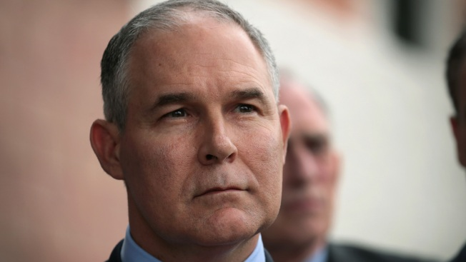 EPA's Pruitt Lived in DC Condo Connected to Energy Lobbyist, Paid $50 a Night