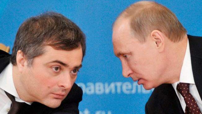 One of Putin's Top Aides Hacked, Reveals Involvement in Ukraine