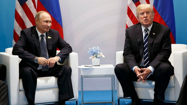 Trump, Putin Had 2nd, Private Meeting at G-20 Summit