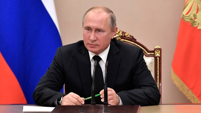 Putin Invited to Visit Washington Next Year, National Security Adviser Says
