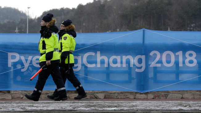 Military to Cover for Norovirus-Hit Winter Olympics Security