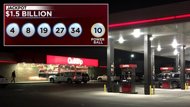 4 Texas Powerball Tickets Match 5 Numbers Win 1 Million Nbc 5