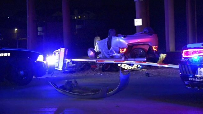 Driver Crashes Into Railroad Crossing Arm After Carjacking