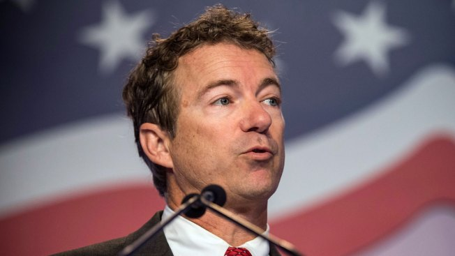 "Rand Paul Announces Presidential Bid, Vows to ""Take Our Country Back"""