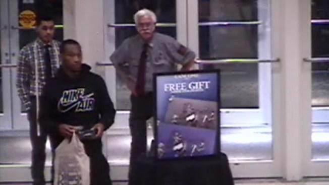 Police Release Surveillance Video of Joseph Randle Shoplifting