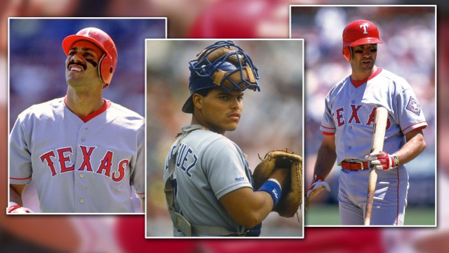 Texas Rangers Name Globe Life Park All-Era Team
