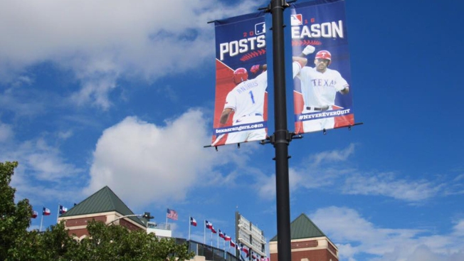 Tickets Still Available for Rangers' ALDS Series