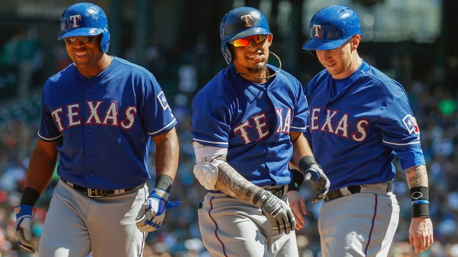 Pleasant Surprises: Rougned Odor