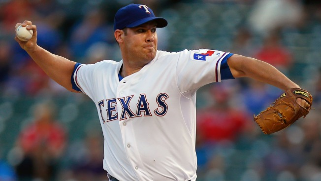 Colby Lewis: Rangers Can Return to Big-Time Winning