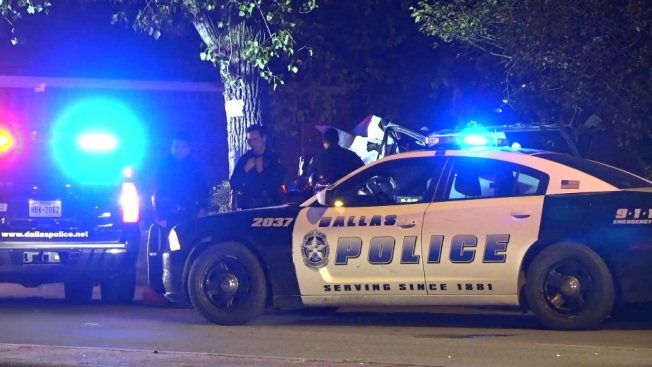 Raw 1 Dead After Slamming Into Tree In Southern Dallas