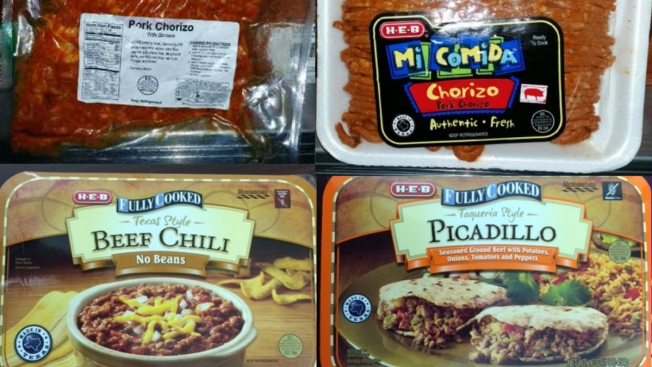 244 000 Pounds Of Meat Products Recalled In Texas Nbc 5 Dallas Fort Worth