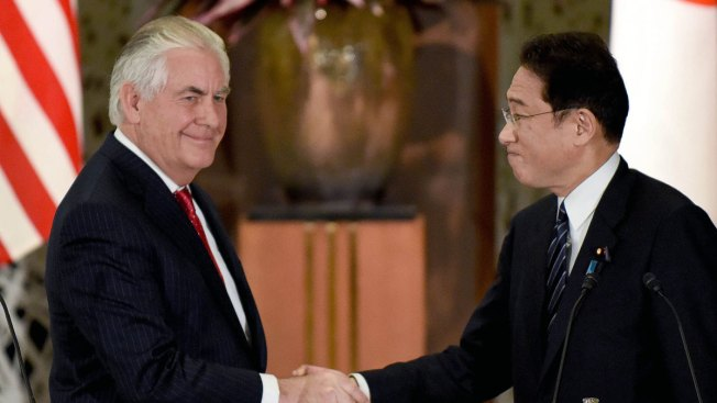 Tillerson Says N. Korea 'Need Not Fear' United States