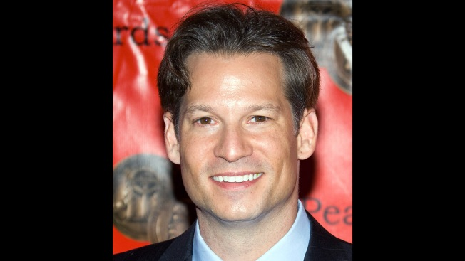 NBC's Richard Engel Steps Out With Themed Series