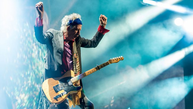 You Can Get What You Want: Keith Richards Holds Auction for Autistic Adults