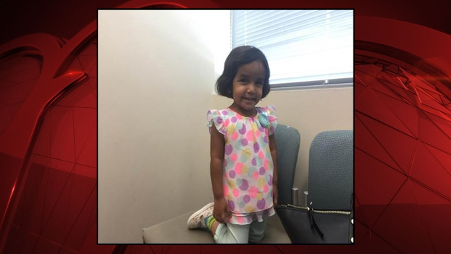Amber Alert issued for missing 3-year-old girl in N