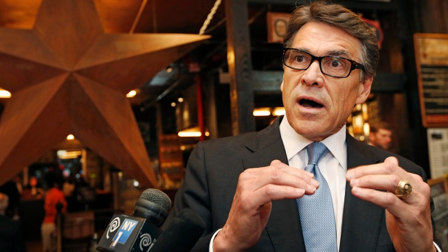 Perry Giving Final Texas GOP Speech as Governor