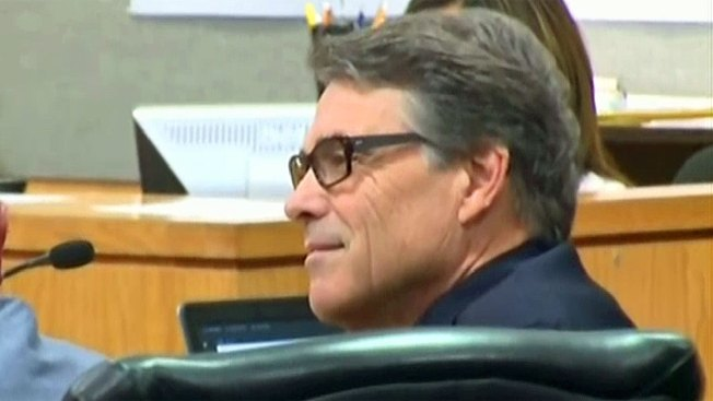 Judge Denies Perry Request for List of Grand Jury Witnesses