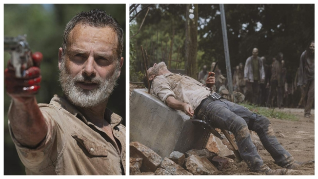 Staying Alive: Andrew Lincoln to Return as Rick Grimes in Multiple 'Walking Dead' Films