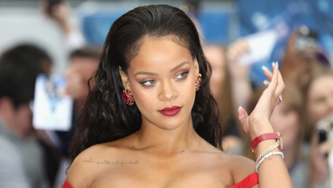 Rihanna's Stalker Charged With 3 Felonies After Breaking Into Her Home