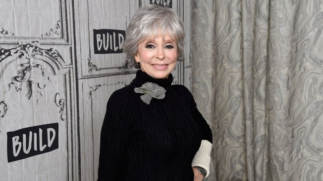 With Peabody Award, Rita Moreno First Latina to Attain Unique 'PEGOT' Class