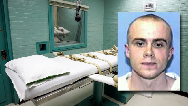 Texas Inmate Executed for Prison Guard's Death