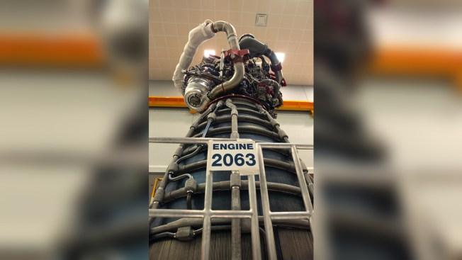 Rocket Engine Designed for Reusable Flights Tested