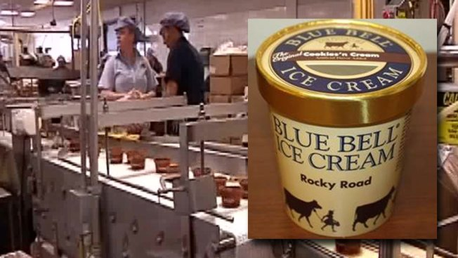 Mispackaged Ice Cream Prompts Latest Blue Bell Recall